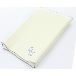 Простынь Ceba Baby на резинке на пеленальный матрасик 50x80 см Zebra grey W-821-002-260 балдахин ceba baby grey w 805 000 260
