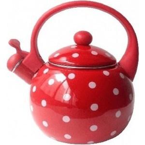 Чайник эмалированный 2.5 л Kelli KL-4426