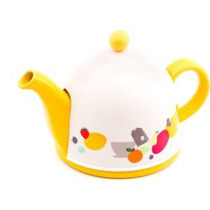 Чайник заварочный 0.8 л Gipfel Pelangi (3842) чайник заварочный 0 4 л gipfel arondo 3844