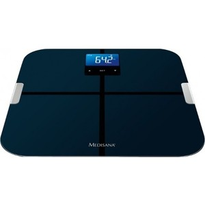 Весы напольные Medisana BS 440 Connect черный