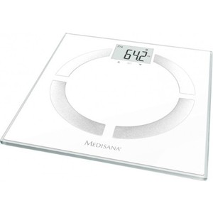 Весы напольные Medisana BS 444 Connect белый