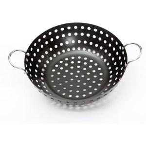 Сковорода-вок d 28 см для приготовления блюд на углях Gipfel Akri (2204)