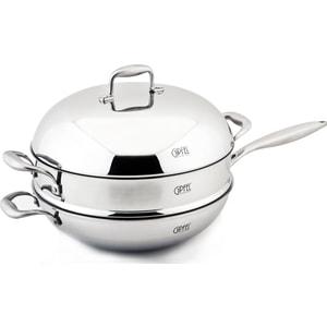 Сковорода-вок d 32 см Gipfel Osten (1612) сковорода d 26 см gipfel beryl 0698