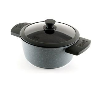 Кастрюля 4.45 л Gipfel Greyce (0653) сковорода gipfel greyce 24 см