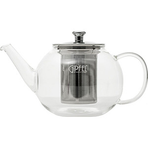 Чайник заварочный 1.0 л с подставкой для подгрева Gipfel (7087)