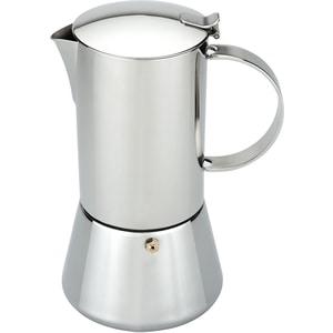 Гейзерная кофеварка 4 чашки Gipfel Isabella (7118)