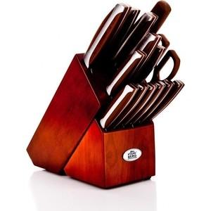Набор ножей 15 предметов Stahlberg (6660-S) набор ножей stahlberg 6655 s 5пр
