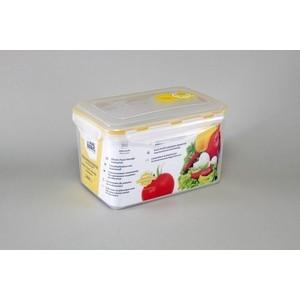 Контейнер вакуумный для продуктов 2 л Stahlberg Желтый (4246-S)