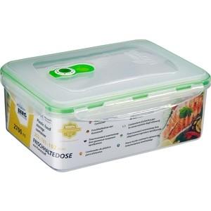 Контейнер вакуумный для продуктов 2.7 л Stahlberg Зеленый (4257-S)