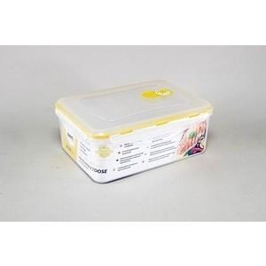 Контейнер вакуумный для продуктов 2.7 л Stahlberg Желтый (4258-S)
