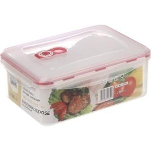 Контейнер вакуумный для продуктов 2.7 л Stahlberg Розовый (4259-S) контейнер вакуумный stahlberg 4325 s 0 85л