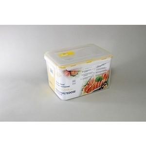 Контейнер вакуумный для продуктов 4.6 л Stahlberg Желтый (4262-S) цена