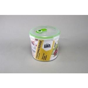 Контейнер вакуумный для продуктов 2.0 л Stahlberg Зеленый (4277-S) контейнер вакуумный stahlberg 4325 s 0 85л