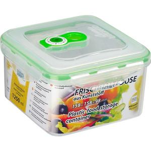 Контейнер вакуумный для продуктов 1.25 л Stahlberg Зеленый (4330-S)