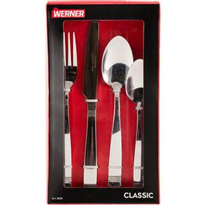 Набор столовых приборов 24 предмета Werner Classic (8434)