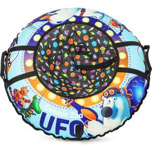 Тюбинг Cosmic Zoo UFO Синий (медвежонок) (472063/цв 472065)