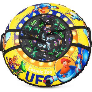 Тюбинг Cosmic Zoo UFO Желтый (капитан Клюква) (472063/цв 1085277)