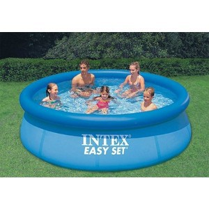 Надувной бассейн Intex 28143/28143NP Easy Set 396х84см