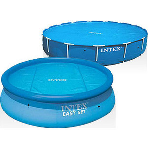 Тент Intex 29024 для бассейнов Easy Set и Metal Frame 488 см