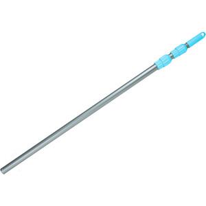 Телескопическая ручка Intex 29055 (279 см для инвентаря с посадочным отверствием 29,8мм) многоразовый конусный фильтр для пылеводососов с посадочным кольцом