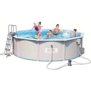 цена на Стальной бассейн Bestway 56382 Hydrium Pool Set 460х120 см