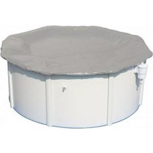 Тент Bestway 58291 для стальных бассейнов 300x120 см (d 355 см), уп.6