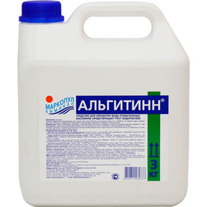 Альгитинн Маркопул Кэмиклс М06 жидкость для борьбы с водорослями 3л фото