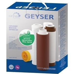 Картридж для фильтра Гейзер комплект 6 (50010)