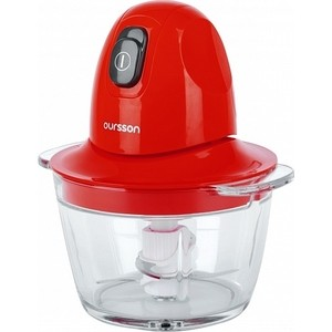 Измельчитель Oursson CH3010/RD мясорубка oursson mg2012 rd