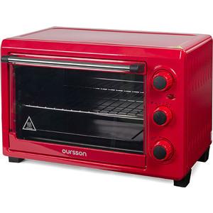 лучшая цена Мини-печь Oursson MO2610/RD