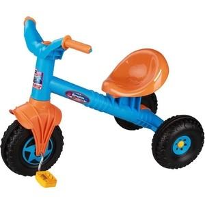 Велосипед трехколесный Альтернатива Ветерок голубой