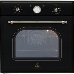 Электрический духовой шкаф Lex EDM 070C BL цена