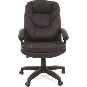 все цены на Офисное кресло Chairman 668 LT Россия экопремиум черный онлайн