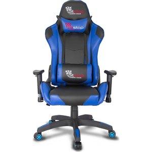 Кресло для геймеров College CLG-801LXH Blue