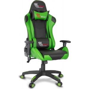 Кресло для геймеров College CLG-801LXH Green