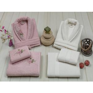 Набор семейный халат 6 предметов Merzuka Kamelot (8742)