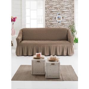 Чехол для дивана Juanna (8122 серо-коричневый)