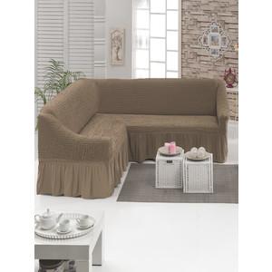 купить Чехол для углового дивана Juanna (8209 капучино) дешево