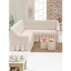 Чехол для углового дивана Juanna (8209 кремовый)