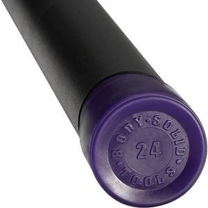 Бодибар Body Solid 10,87 кг (24LB) ярко фиолетовый наконечник BSTFB24