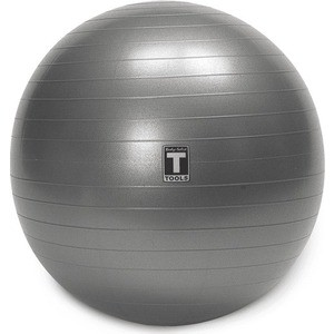 Фитбол Body Solid ф55 см, серый BSTSB55