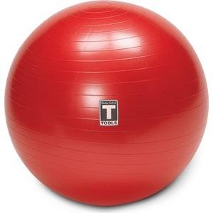 Гимнастический мяч Body Solid ф65 см, красный BSTSB65 body solid gowt