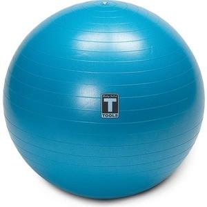 Гимнастический мяч Body Solid ф75 см, синий BSTSB75 мяч гимнастический фитбол semolina 2334 цвет синий