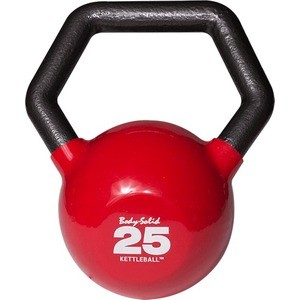 Гиря Body Solid 11,3 кг (25lb) KETTLEBALL KBL25