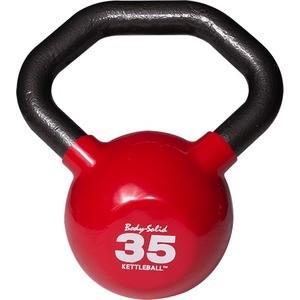 Гиря Body Solid 16 кг (35lb) KETTLEBALL KBL35