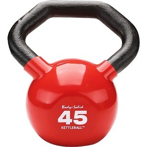 Гиря Body Solid 20,4 кг (45lb) KETTLEBALL KBL45