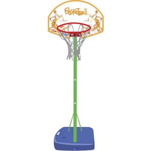 Баскетбольная стойка складная Moove&Fun в чемодане MF-BSTAND01 (SUM-BS02) цена в Москве и Питере