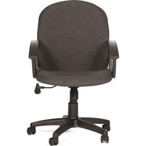 Офисное кресло Chairman 681 серый кресло chairman 681 с3 черный 1188132