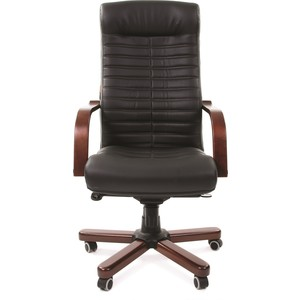 Офисное кресло Chairman 480 WD экопремиум черный