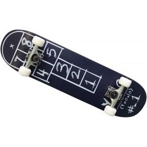 Скейт Moove&Fun Скейтборд клен, цвет A, MP3108-11A скейт пластиковый moove fun 22х6 1 pp2206 1 green